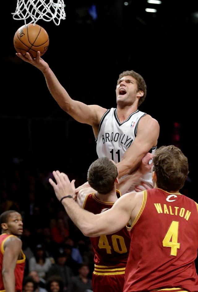 Nets recuperan el sendero del triunfo