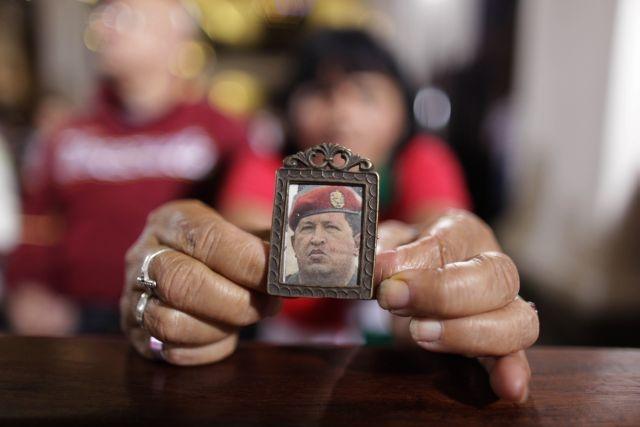 Venezuela en vilo por salud de Hugo Chávez (Fotos)