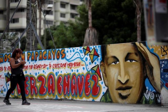 Chávez tiene en vilo a Venezuela