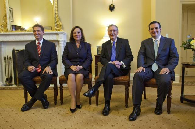Nuevos en el  Congreso
