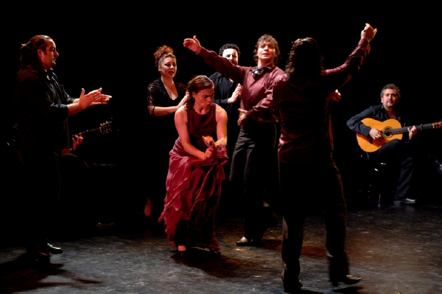 Pasión Flamenca de visita en Nueva York