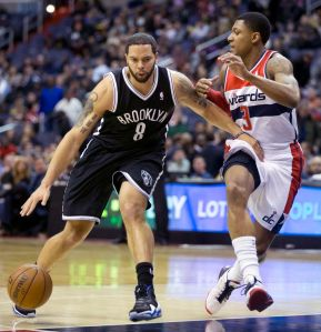 Johnson define el triunfo de los Nets sobre Wizards (Fotos)