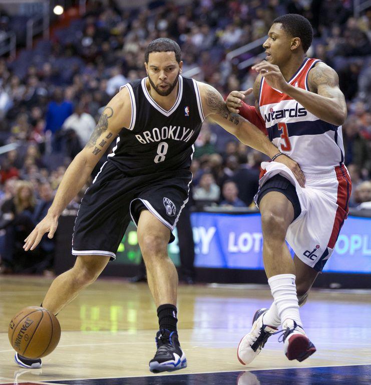 Johnson define el triunfo de los Nets sobre Wizards (Fotos)