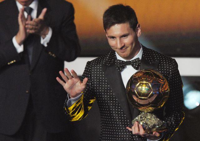 Leo Messi imparte su toque de oro a Dolce & Gabbana (fotos y video)