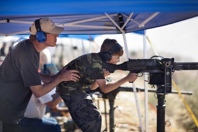 Menos interés   por armas en dos estados