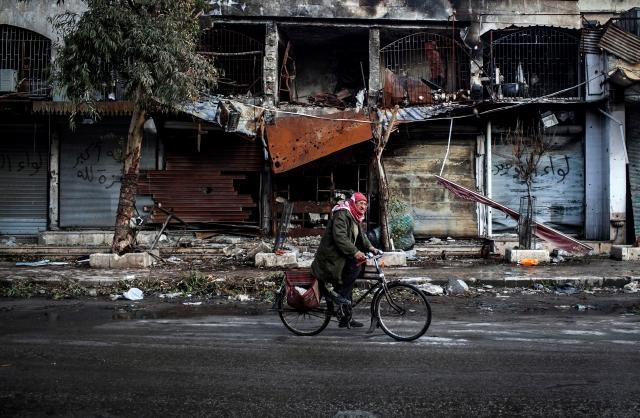 Piden en Siria gobierno de transición