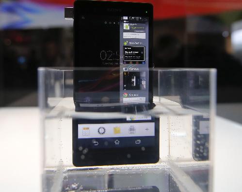 """Con Xperia Z de Sony puedes hablar por celular """"bajo agua"""" (Fotos)"""