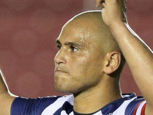 Descartado Suazo para el Monterrey-Monarcas por lesión