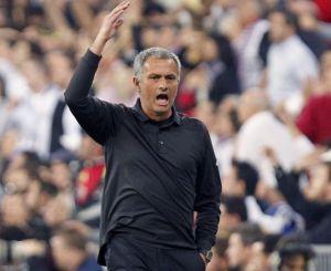 Mourinho se mantiene en silencio; no habla con los medios