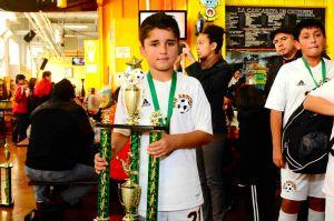 Torneo Navideño La Raza reunió a más de 500 niños (Fotos)