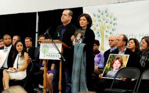 En duelo apoyan la antiviolencia