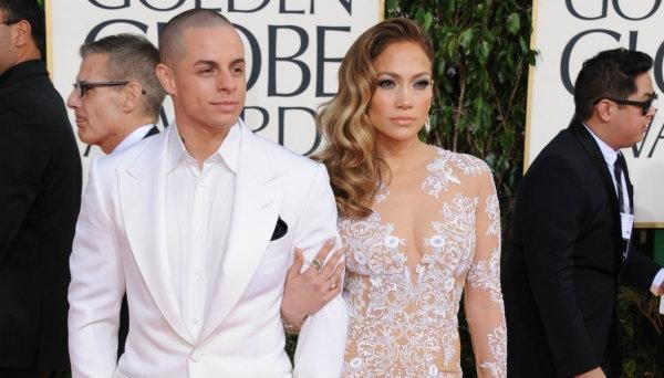 Jennifer López pide a Casper que busque novia más joven (Fotos)