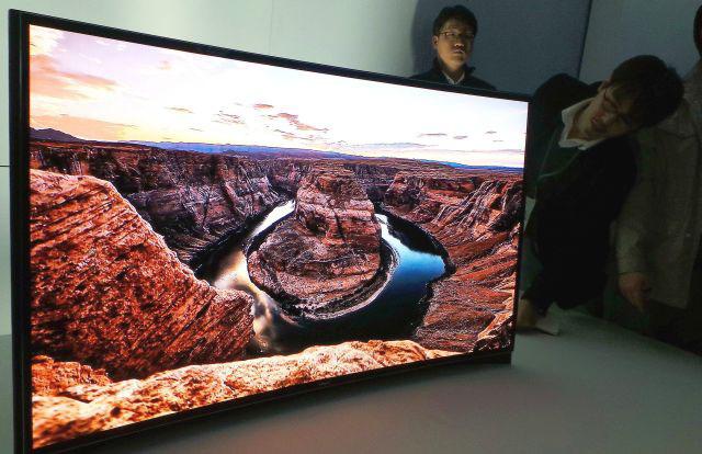 Televisores OLED se impondrán a los UHD
