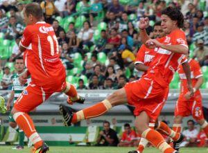 Inicio triunfal de Pachuca en Copa MX; 2-1 a Correcaminos