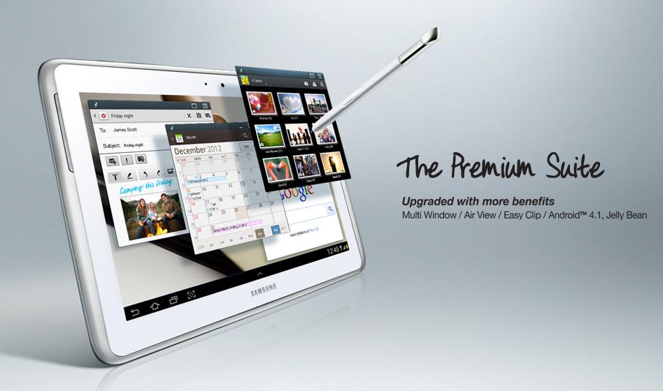 SamMobile: Galaxy Note 8.0 está en camino