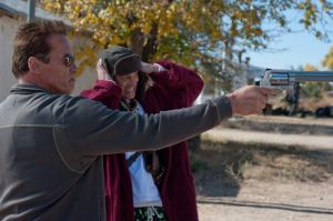 Schwarzenegger habla de control de armas
