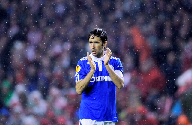 Raúl sería asistente de Guardiola