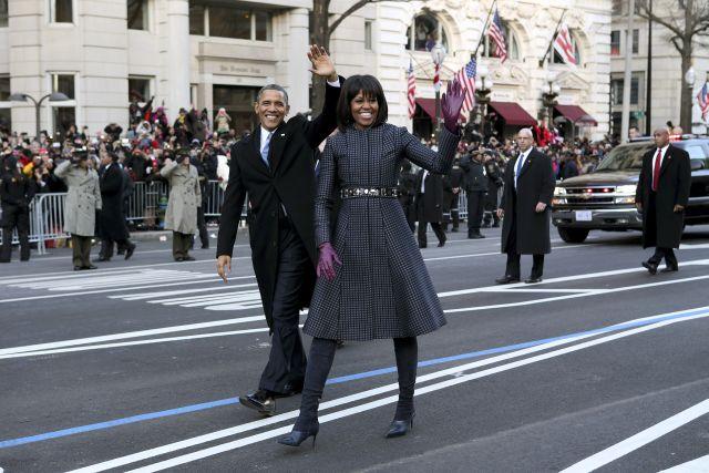 Obama, convertido en icono y objeto de deseo en investidura