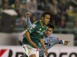 León debuta con amargo empate en Libertadores (Fotos)