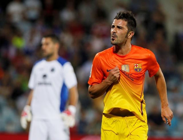 Goleadores sufren en el Barça