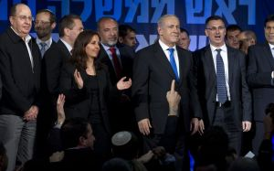 Netanyahu lidera elecciones en Israel
