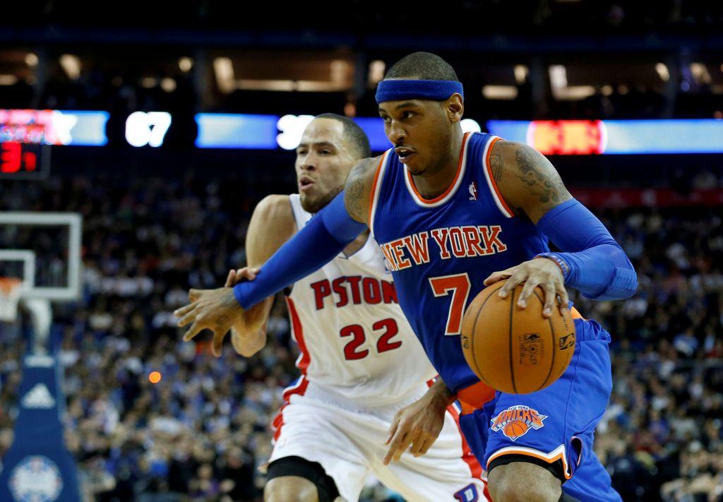 Knicks valen $1,100 millones y son primeros en NBA (Fotos)
