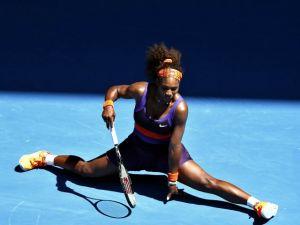 Serena Williams queda fuera del Abierto de Australia (Fotos)