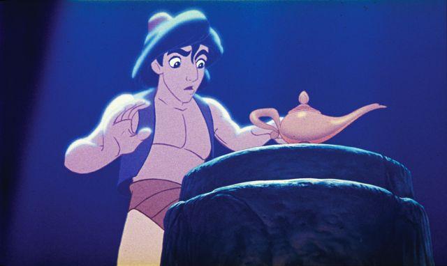"""Aladino"" de Disney a Broadway (Video)"