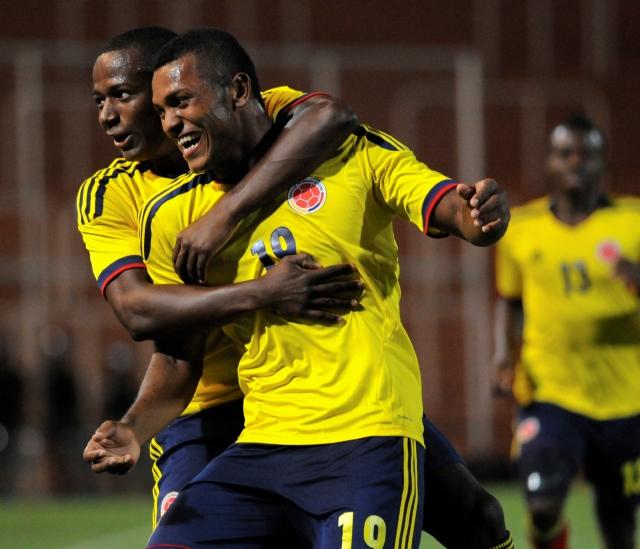 Colombia por ticket al Mundial Sub-20