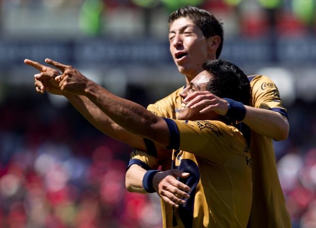 Pumas logra primera victoria