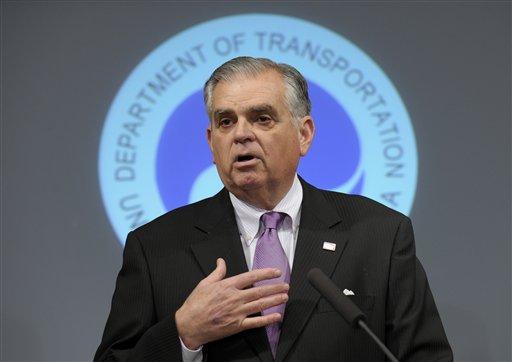 Secretario de Transporte de EE.UU. anuncia dimisión