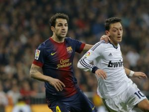 Copa del Rey: Real Madrid y Barcelona empatan 1-1 (Fotos)