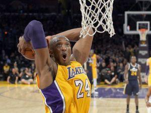 Kobe Bryant se convierte en rey de las asistencias (Fotos)