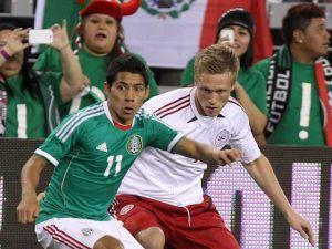 El Tri inicia el 2013 con un empate 1-1 ante Dinamarca (Video y fotos)