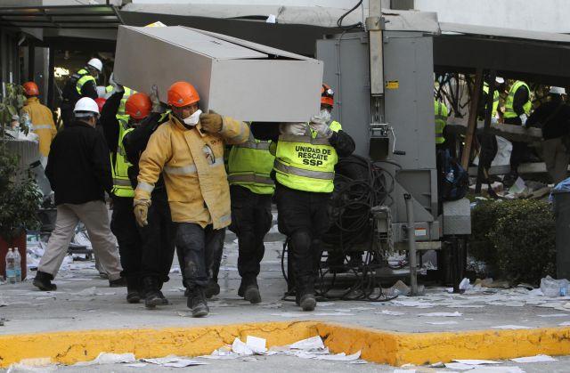 Pemex: continuarán rescate hasta que no haya víctimas
