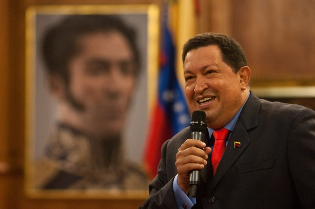 Chávez: una telenovela surreal
