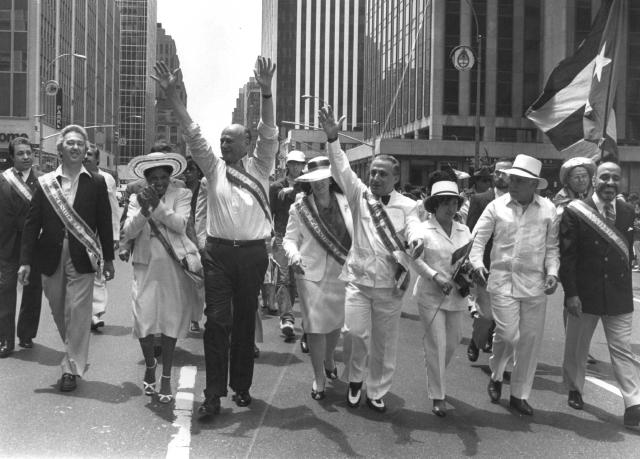 El legado de Ed Koch con los hispanos