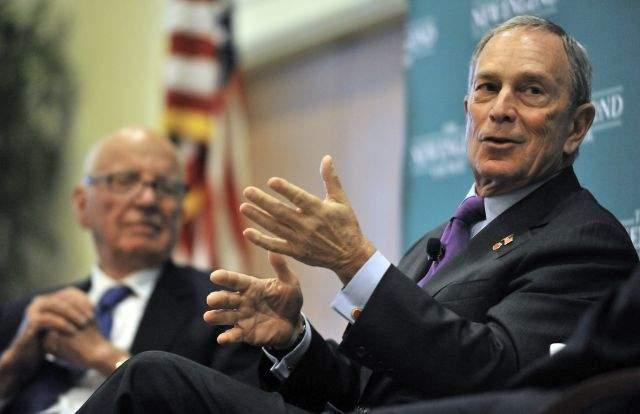 Bloomberg niega comentario sobre trasero