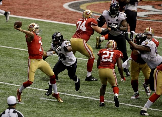 Los Ravens ganan un   vibrante Super Bowl