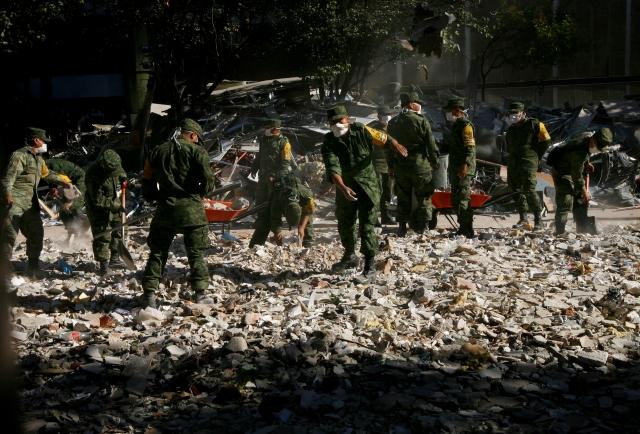 Aumenta la cifra de muertos por explosión