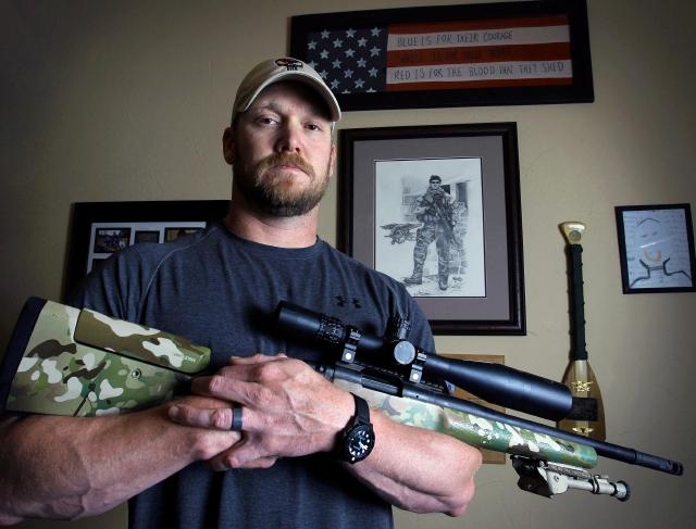 Acusan a veterano por muerte  de  francotirador
