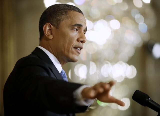 Obama vuelve al ataque contra las armas