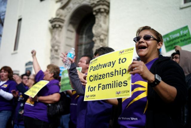 Inmigración y optimismo