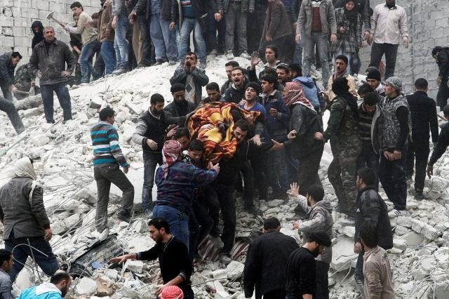 Opositor sirio renueva oferta