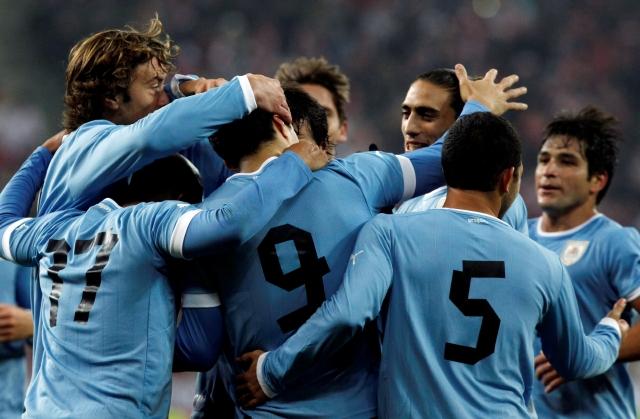 Uruguay a sacudirse de España
