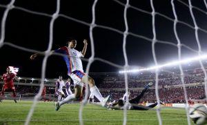 Costa Rica logra sufrido empate en su visita a Panamá