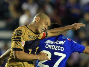 Pumas rescata el empate 1-1 ante la Máquina (Video y fotos)