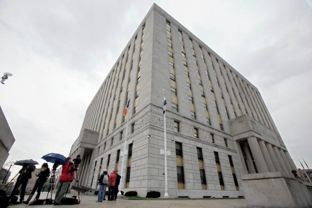 Tribunal Supremo de El Bronx , donde se dictaminó la sentencia.