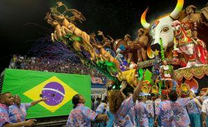 Comienza el carnaval de Río de Janeiro (Fotos y video)