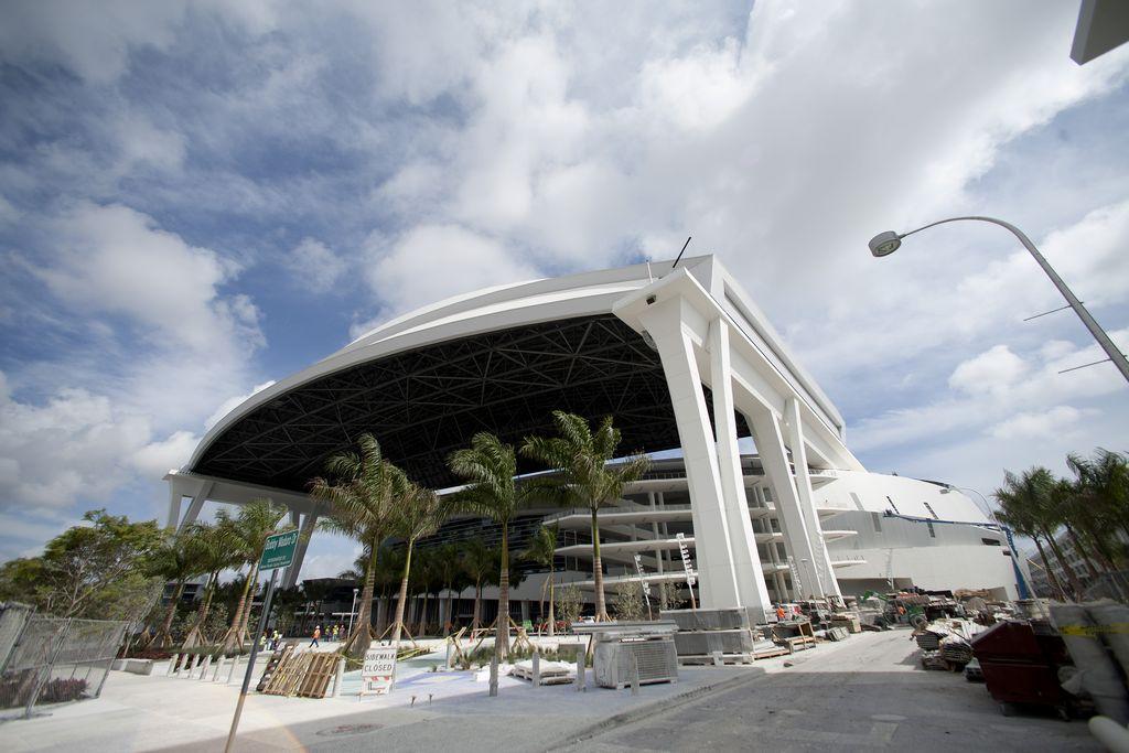 Los Marlins están listos para empezar 2013 (fotos)